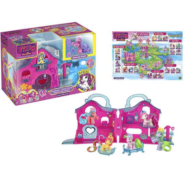 Filly Royal set Kućica Srce FL136027 - ODDO igračke