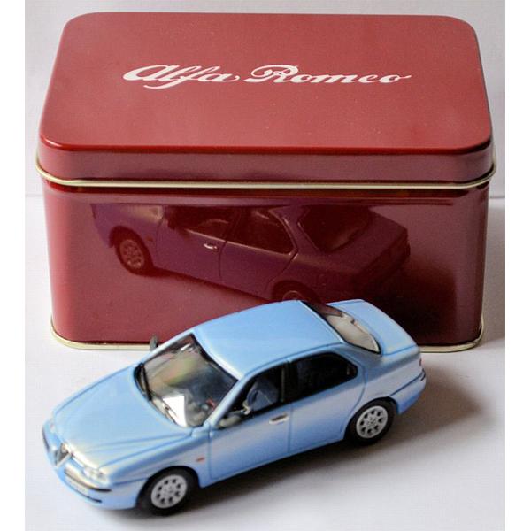 Fiat 1/43 modeli Alfa Romeo 156 5915729/5915811 - ODDO igračke