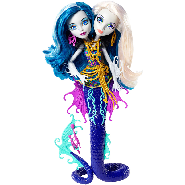 Monster High lutka Great Scarier Reef Peri and Pearl DHB50 | ODDO igračke