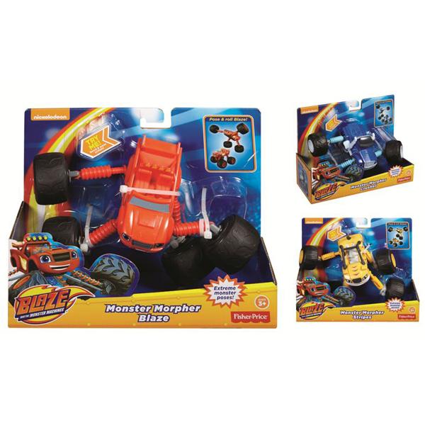 Blaze and the Monster Machines auto transformers DGK59 - ODDO igra�ke