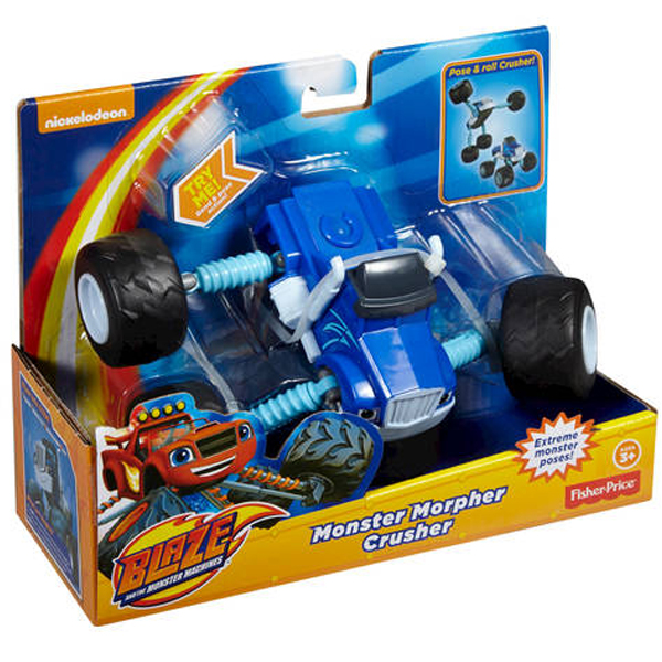 Blaze and the Monster Machines auto transformers DGK59 - ODDO igračke