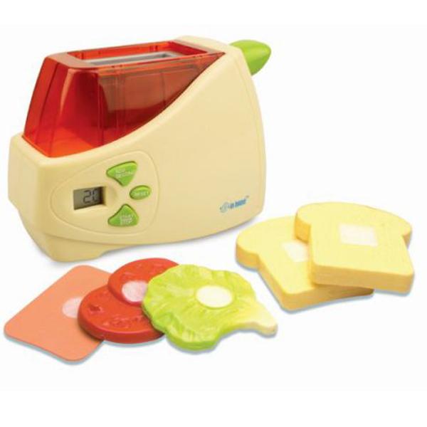 Toster na baterije Red box 227193 - ODDO igračke