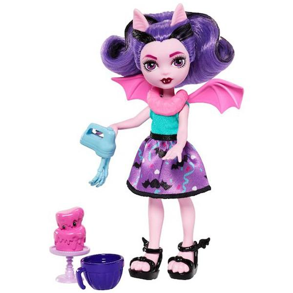 Monster High lutka High Sibling Draculaura FCV65 - ODDO igračke
