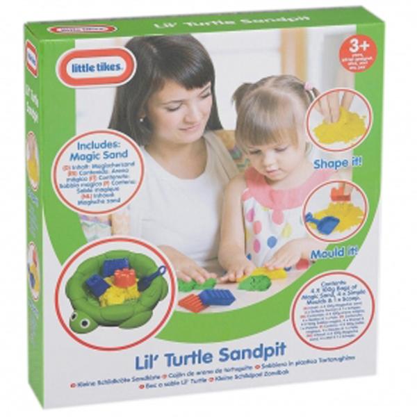 Little Tikes magični pesak 4x100gr sa modlama LTS-Y17-7091 - ODDO igračke