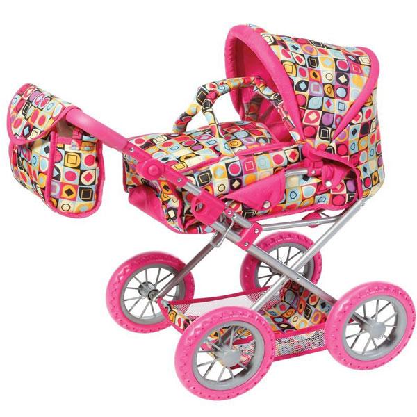 Kolica za lutke Knorr Toys Ruby Wild patterns 63198 - ODDO igračke