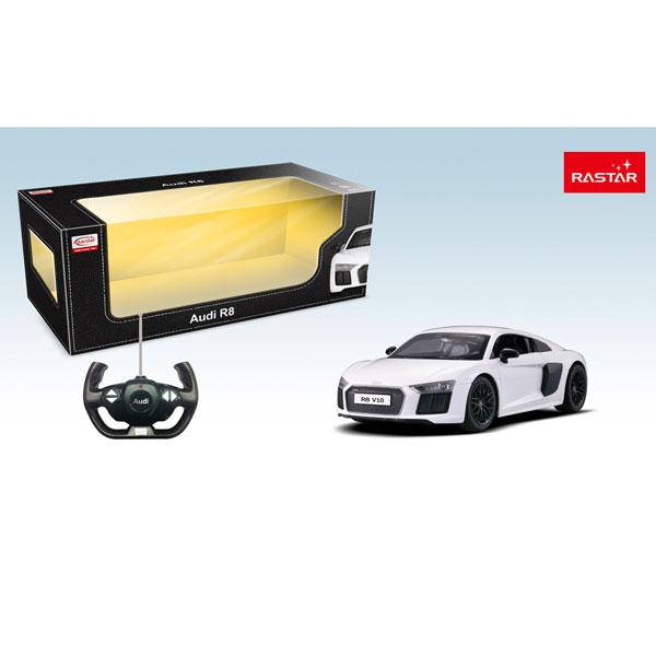 Autić na daljinsko upravljanje R/C Audi R8 2015 Version 1:14 Rastar  RS10421 - ODDO igračke