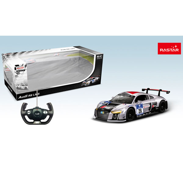 Rastar R/C Audi R8 LMS Performance 2015 Version 1:14 RS10407 - ODDO igračke