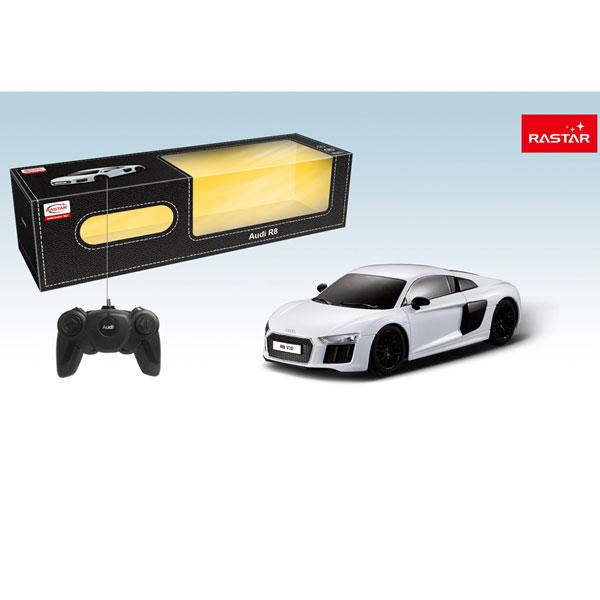 Autić na daljinsko upravljanje R/C Audi R8 2015 Version 1:24 Rastar RS10001 - ODDO igračke