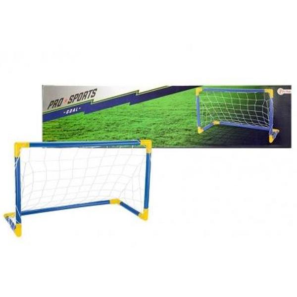 Fudbalski gol i mreža 79x50x43cm 62080A - ODDO igračke