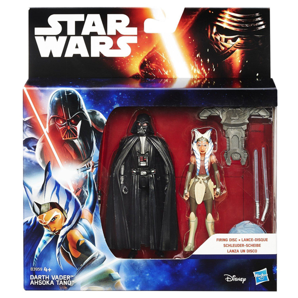 Star Wars The Force Awakens Darth Vader i Ahsoka Tano B3959 - ODDO igračke