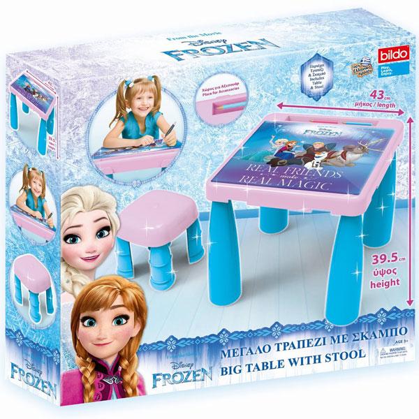 Sto i stolica Frozen 04/8735 - ODDO igračke
