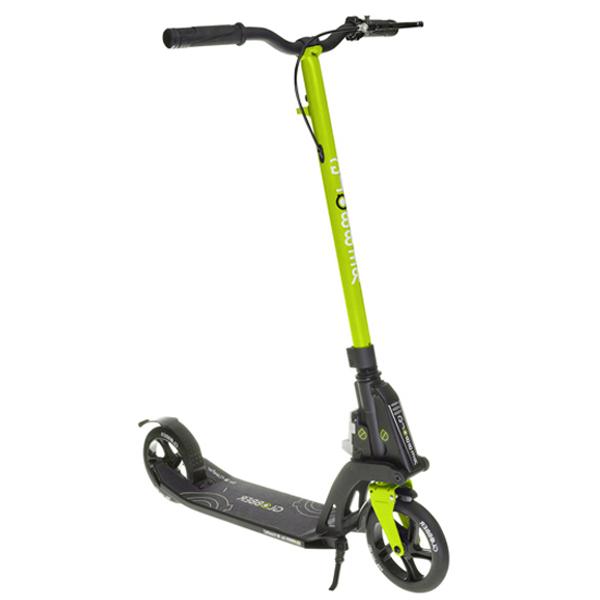 Trotinet Globber One K180 Green 18158 - ODDO igračke