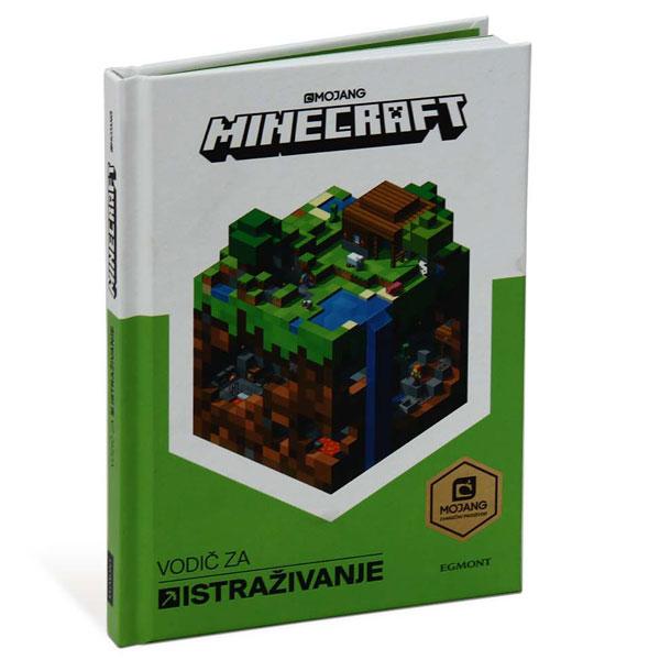 Minecraft Vodič Za Istraživanje EGM1010 - ODDO igračke