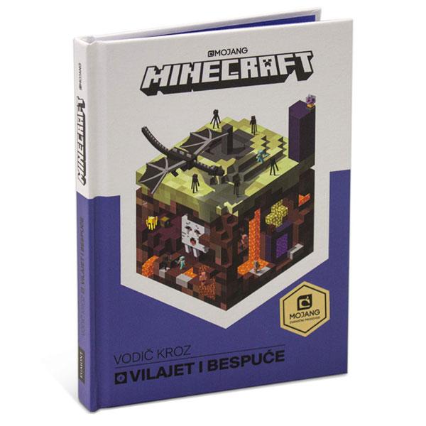 Minecraft Vodič Kroz Vilajet I Bespuće EGM1020 - ODDO igračke