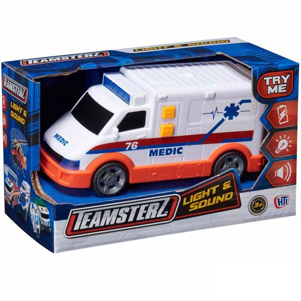 Ambulantno vozilo TZ HL1416564 - ODDO igračke