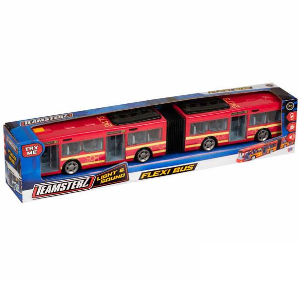 Teamsterz Bus Flexi HL1416566 - ODDO igračke