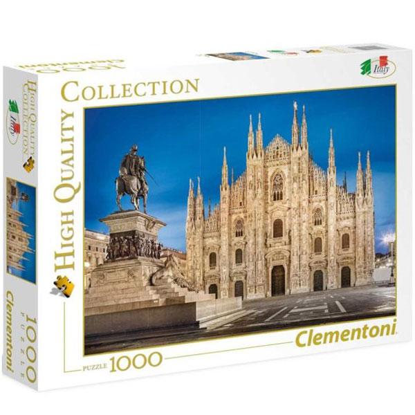 Clementoni puzzla Milan 1000pcs 39454 - ODDO igračke