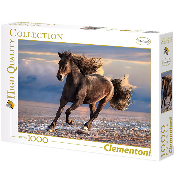Clementoni puzzla Free Horse 1000pcs 39420 - ODDO igračke