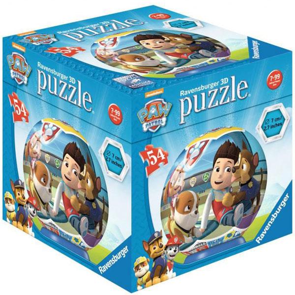 Ravensburger 3D puzzle (slagalice) Paw Patrol RA11917 - ODDO igračke