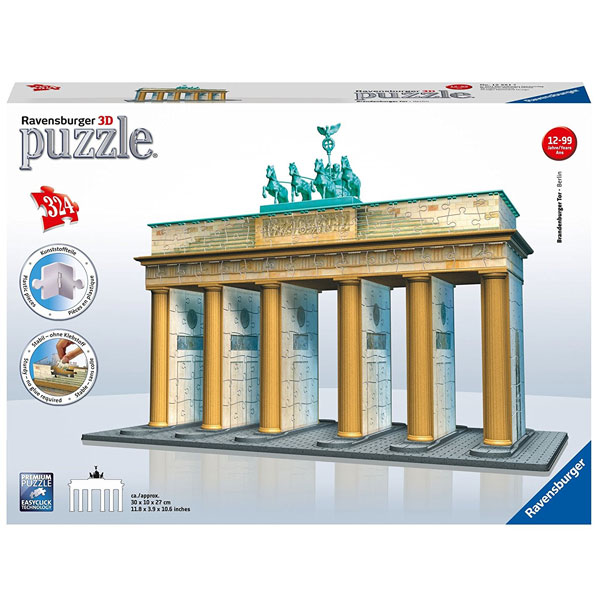 Ravensburger 3D puzzle (slagalice) Berlin RA12551 - ODDO igračke