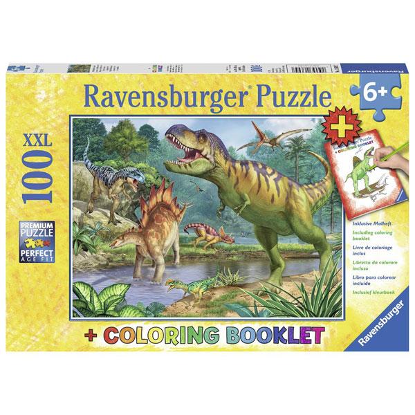Ravensburger puzzle (slagalice) Život Dinosaurusa RA13695 - ODDO igračke