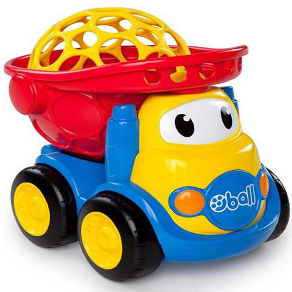 Igračka Oball Go Grippers Dump Truck SKU10312 - ODDO igračke