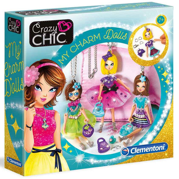 Crazy Chic Kreiraj lutkicu CL15222 - ODDO igračke