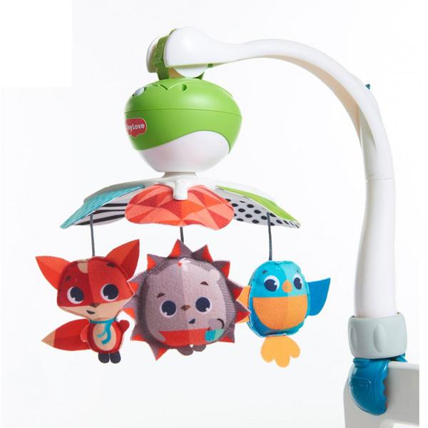 Tiny Love muzička vrteška svuda sa bebom 3333130491 - ODDO igračke