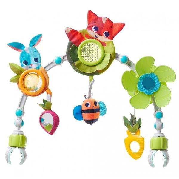 Tiny Love plastična igračka za kolica i krevetac livada 3333140411-1 - ODDO igračke