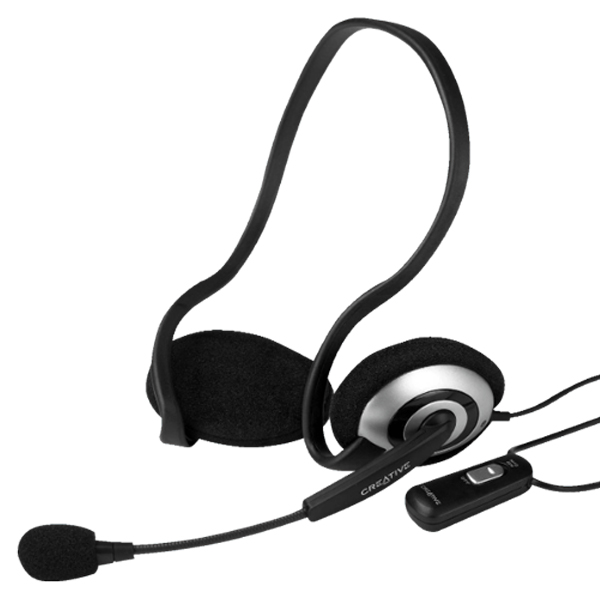 Slušalice HS-390 Headset Black 51MZ0305AA005 - ODDO igračke