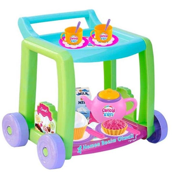 Kolica za Čaj DEDE 033540 - ODDO igračke