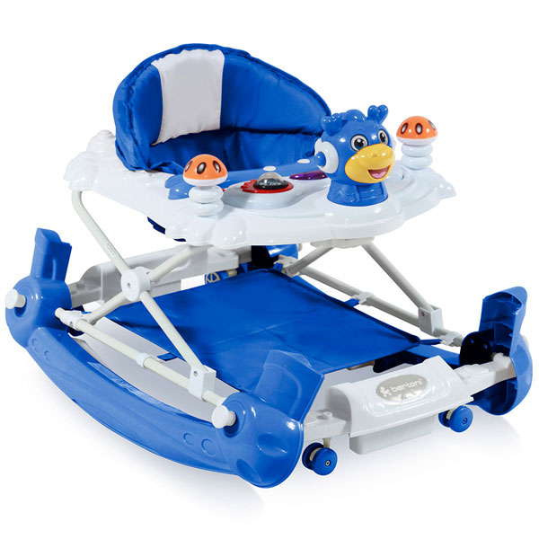 Dubak Klackalica Bambi EB-Standart Blue 10120350002 - ODDO igračke