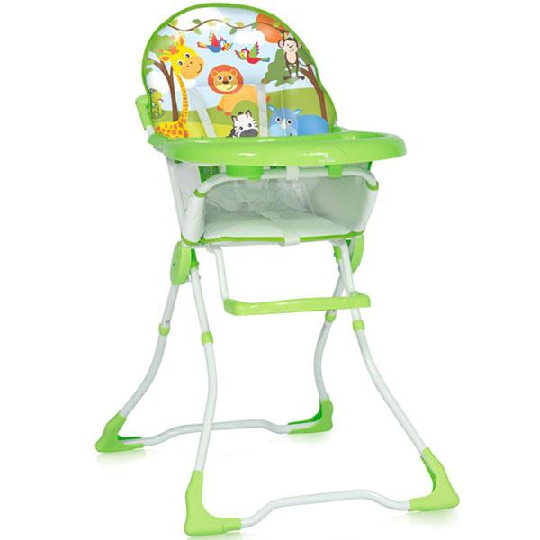 Stolica za hranjenje Marcel Green Jungle 10100321821 - ODDO igračke