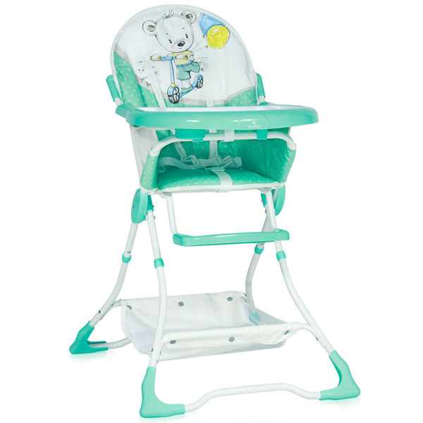 Stolica za hranjenje Bonbon Green Perfect Day 10100311827 - ODDO igračke