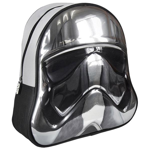 Ranac manji 3D Star Wars VIII Cerda crno-sivi 2100002080 - ODDO igračke
