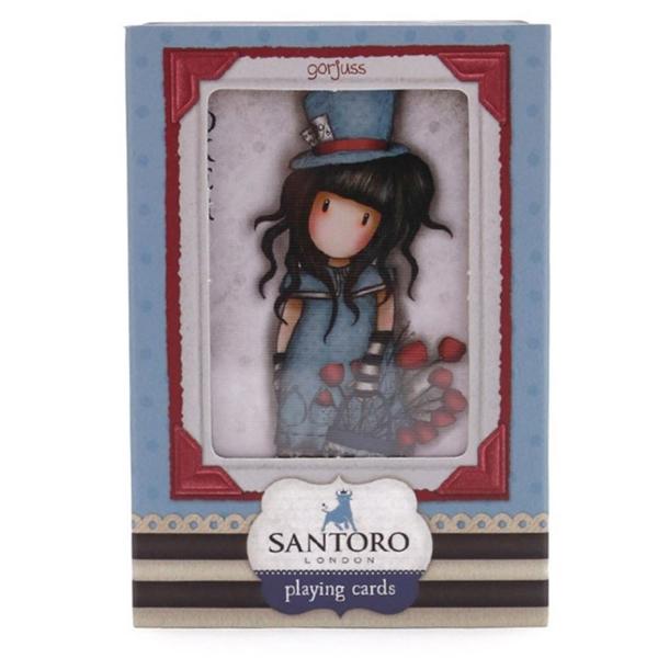 Karte igraće u plastičnoj kutiji Gorjuss 726GJD03 - ODDO igračke