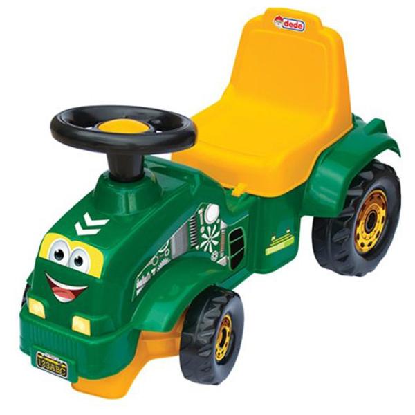 Guralica traktor Dede 033557 - ODDO igračke