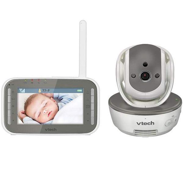 Alarm za Bebe Full Colour Pan & Tilt Video and Audio Monitor BM4500 - ODDO igračke