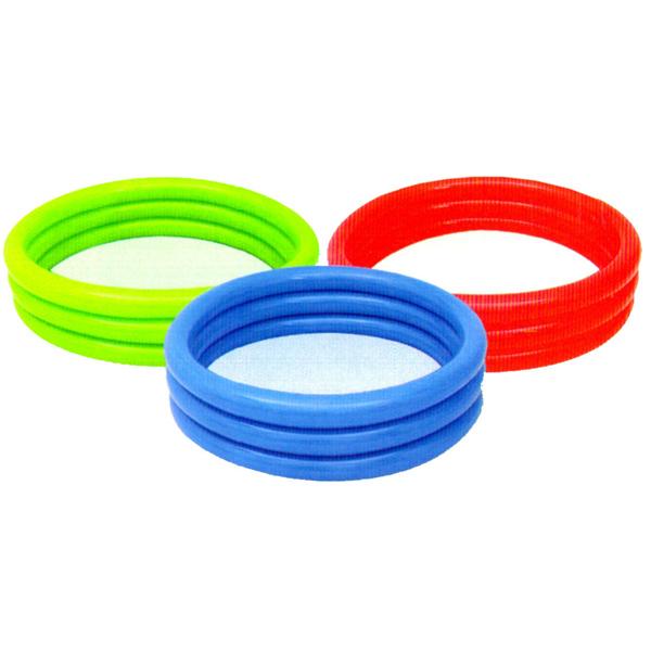 Bestway bazen tri prstena R102H25cm - ODDO igračke