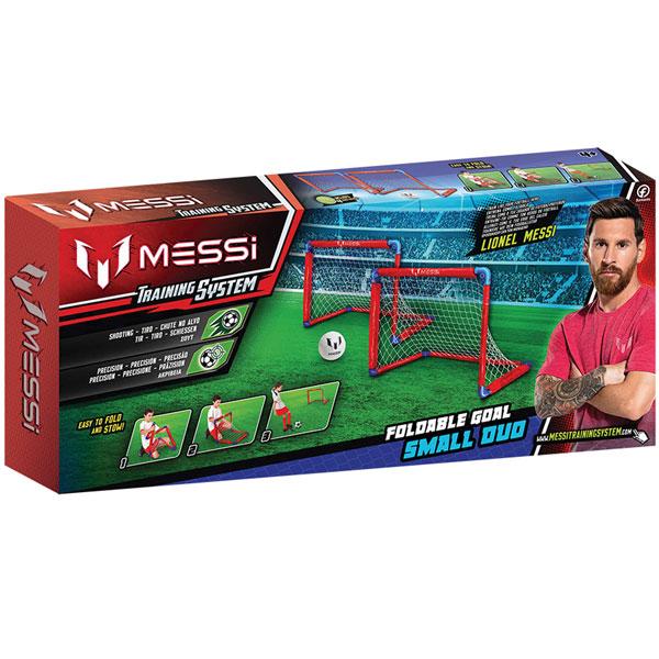 Fudbalski set Sklopivi gol Messi TW34156 - ODDO igračke