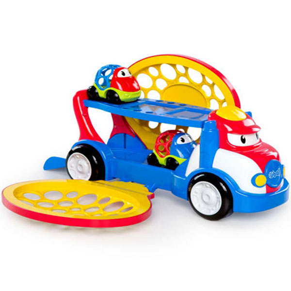 Igračka Oball Go Grippers Car Carrier, Nosač autića SKU10314 - ODDO igračke