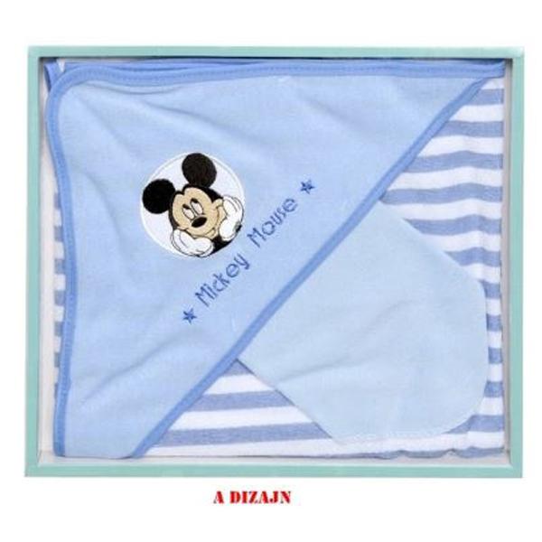 Bebi peškir Mickey D09301  - ODDO igračke