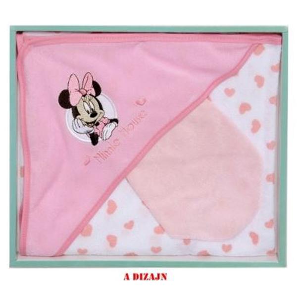 Bebi peškir Minnie D09351 - ODDO igračke