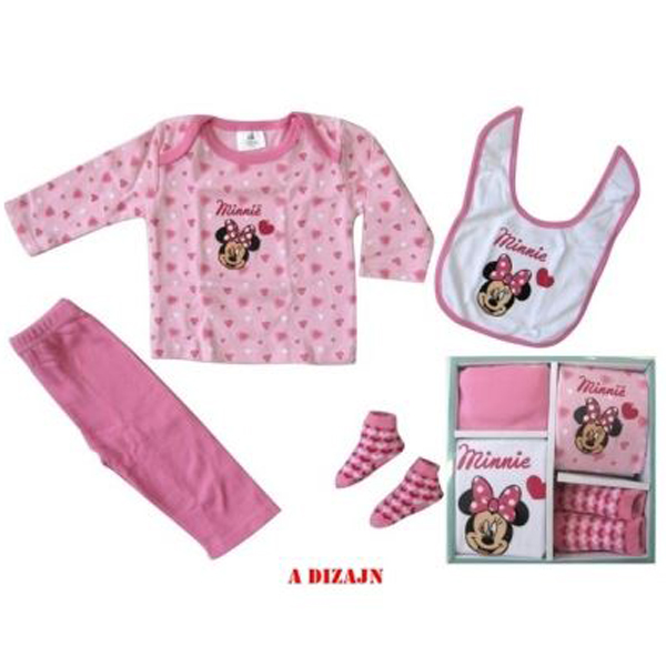 Baby set Minnie D09355  - ODDO igračke