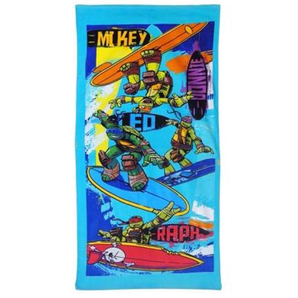 Peškir za plažu Nindža Kornjače NT09001 - ODDO igračke