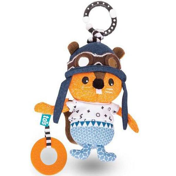 Igračka za Kolica i Tricikl Veverica Smart Trike 540102 - ODDO igračke