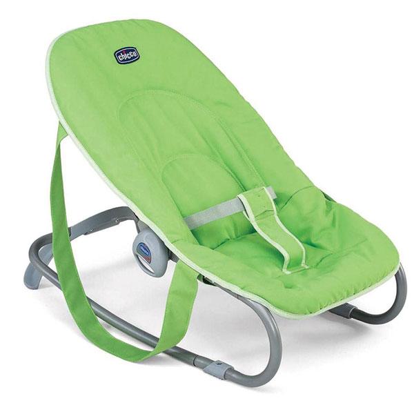 Chicco ležaljka Easy relax Green jam zelena 5210120 - ODDO igračke