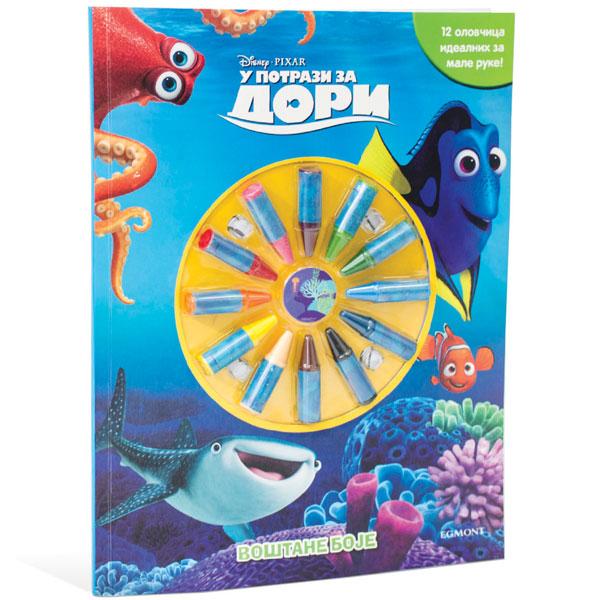 Voštane boje U Potrazi za Dory EGM1004 - ODDO igračke