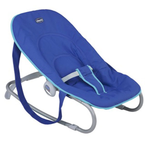 Chicco ležaljka Easy relax Marine- plava 5210119 - ODDO igračke