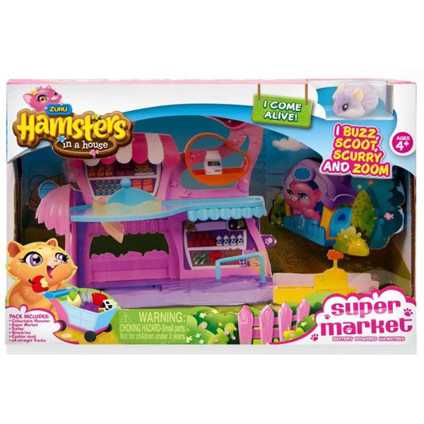 Hamsters supermarket 13639 - ODDO igračke